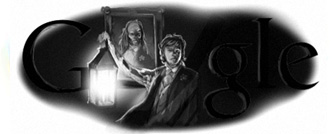 Google Logo: Oscar Wilde's birthday, Irish writer, poet, and prominent aesthete